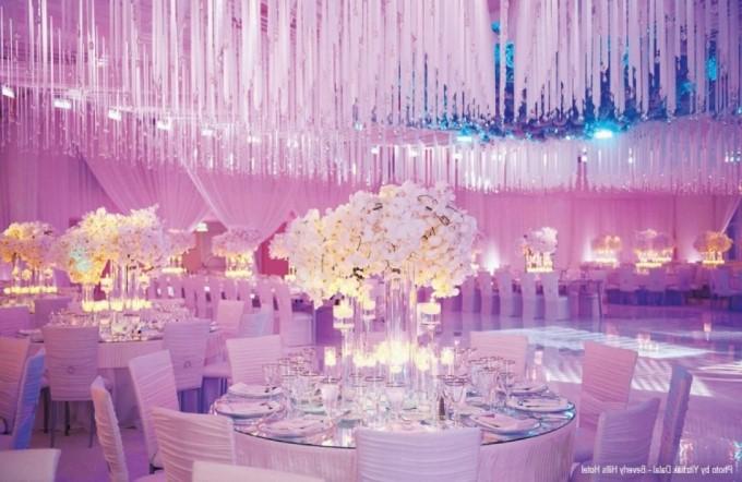 Dekorasi Pernikahan Glamour And Luxury Wedding Decoration Pict